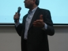 Giving India's first Google Talk at Google Headquarters, Hyderabad on February 5, 2013