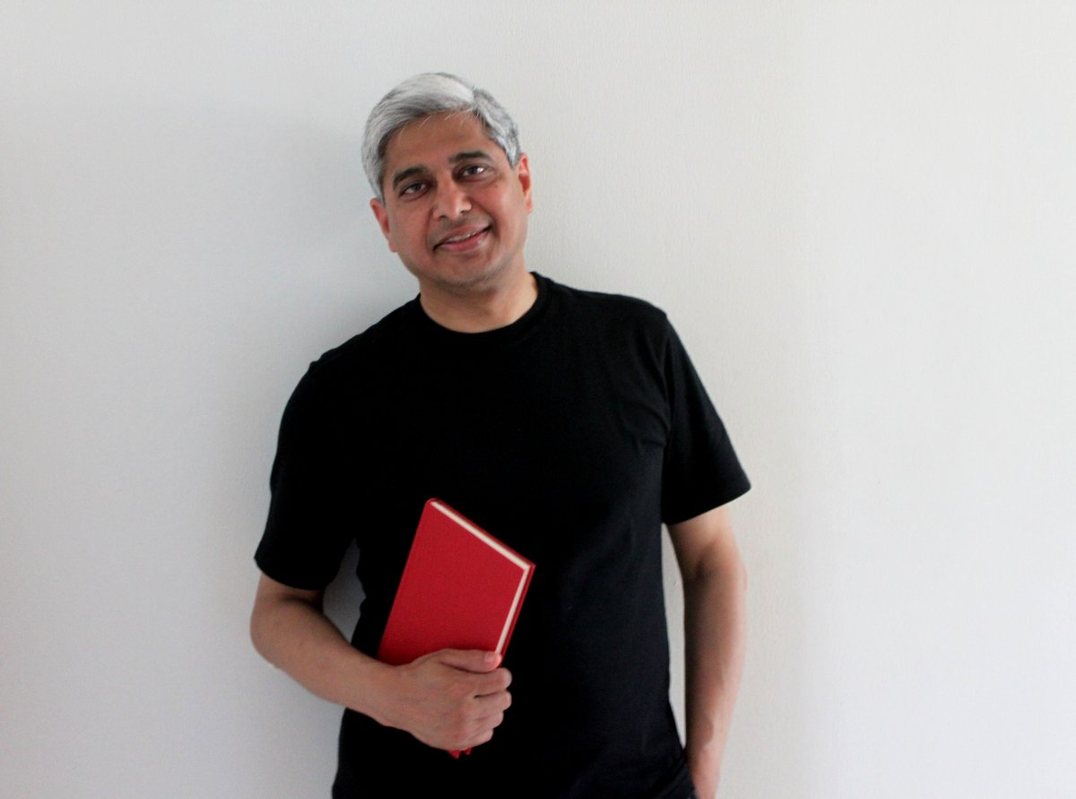 q and a by vikas swarup Q & a by vikas swarup vikas swarup's spectacular debut novel opens in a jail cell in mumbai, india, where ram mohammad thomas is being held after correctly answering all twelve questions on india's biggest quiz show, who will win a billion.