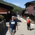 Doing the Nakasendo