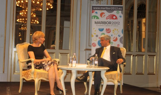 In conversation with the gracious Alenka Zorn Simoniti in Maribor, on September 6, 2012 as part ...